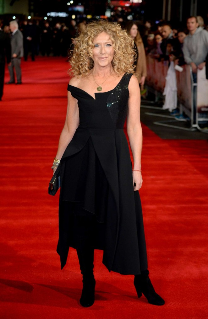 Kelly Hoppen - 'Burnt' Premiere in London