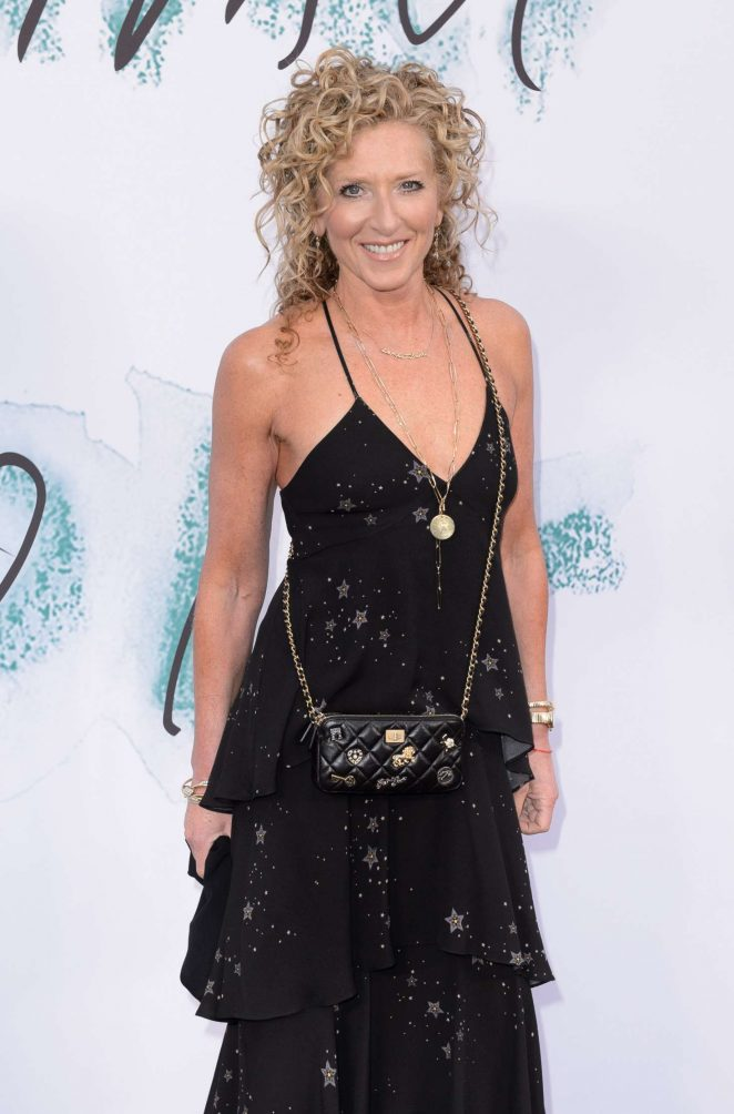 Kelly Hoppen - The Serpentine Galleries Summer Party in London