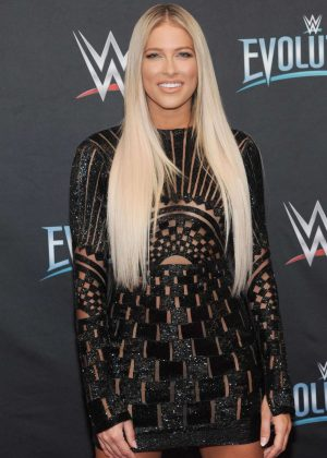 Kelly Kelly - WWE Evolution in New York