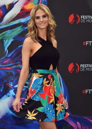 Kelly Kruger - The Bold & the Beautiful Photocall at 56th Television Festival in Monte Carlo