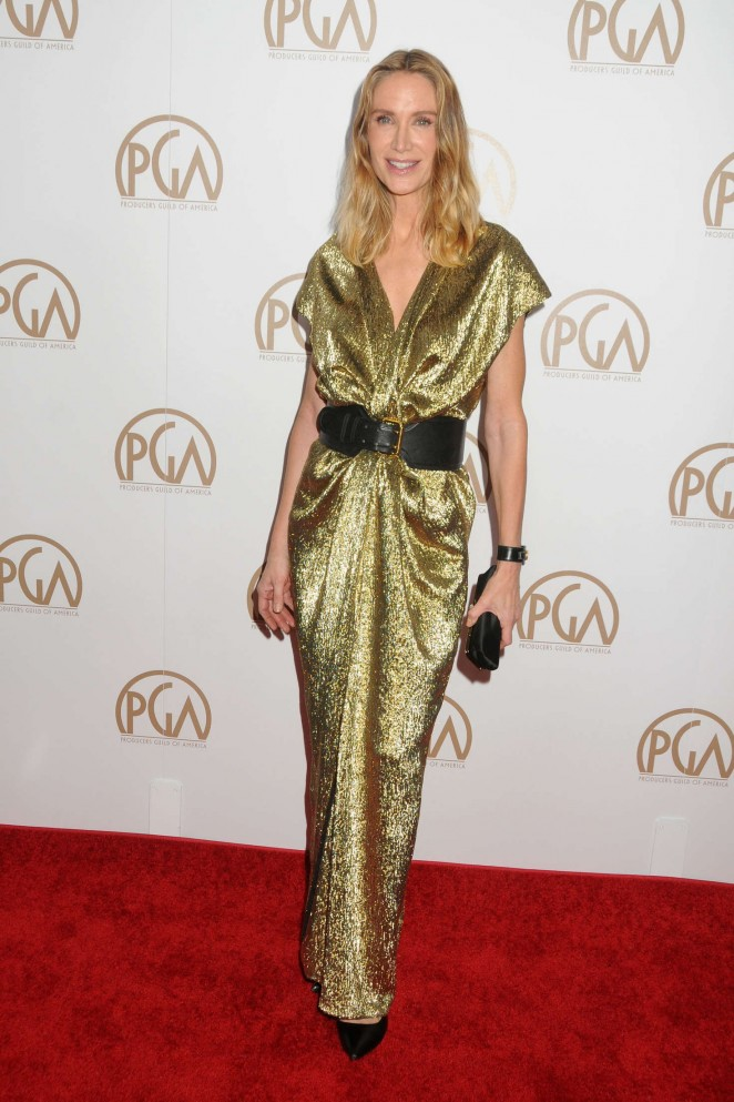 Kelly Lynch - 2016 Producers Guild of America Awards in Century City