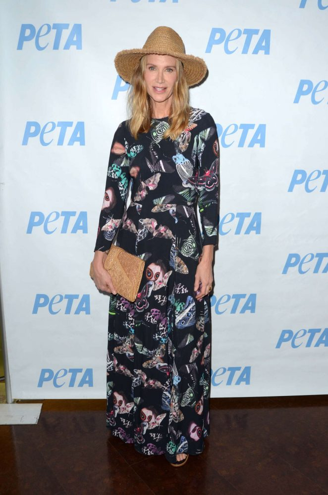 Kelly Lynch - LA Launch Party for Prince's PETA Song at PETA in Los Angeles