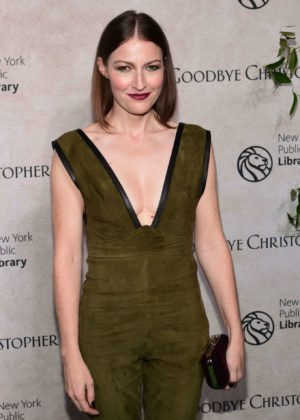 Kelly Macdonald - 'Goodbye Christopher Robin' Premiere in New York