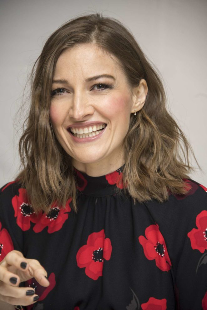 Kelly MacDonald - Goodbye Christopher Robin Press Conference in London