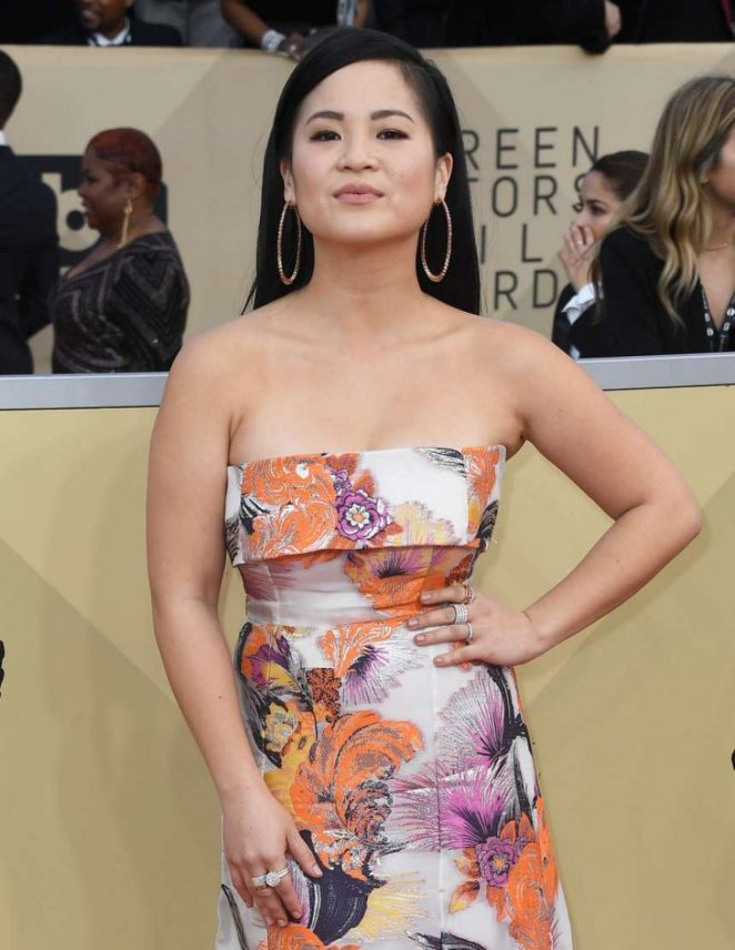 Kelly Marie Tran 2018 Screen Actors Guild Awards In Los