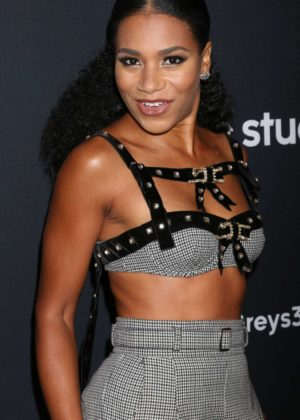 Kelly McCreary - 'Grey's Anatomy' 300th Episode Celebration in LA