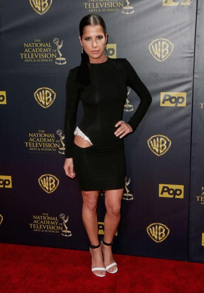 Kelly Monaco – 42nd Annual Daytime Emmy Awards in Burbank