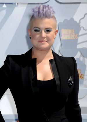 Kelly Osbourne - 2015 MTV Movie Awards in LA