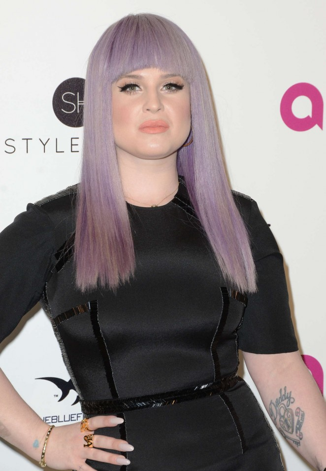 Kelly Osbourne - 2016 Elton John AIDS Foundation's Oscar Viewing Party in West Hollywood