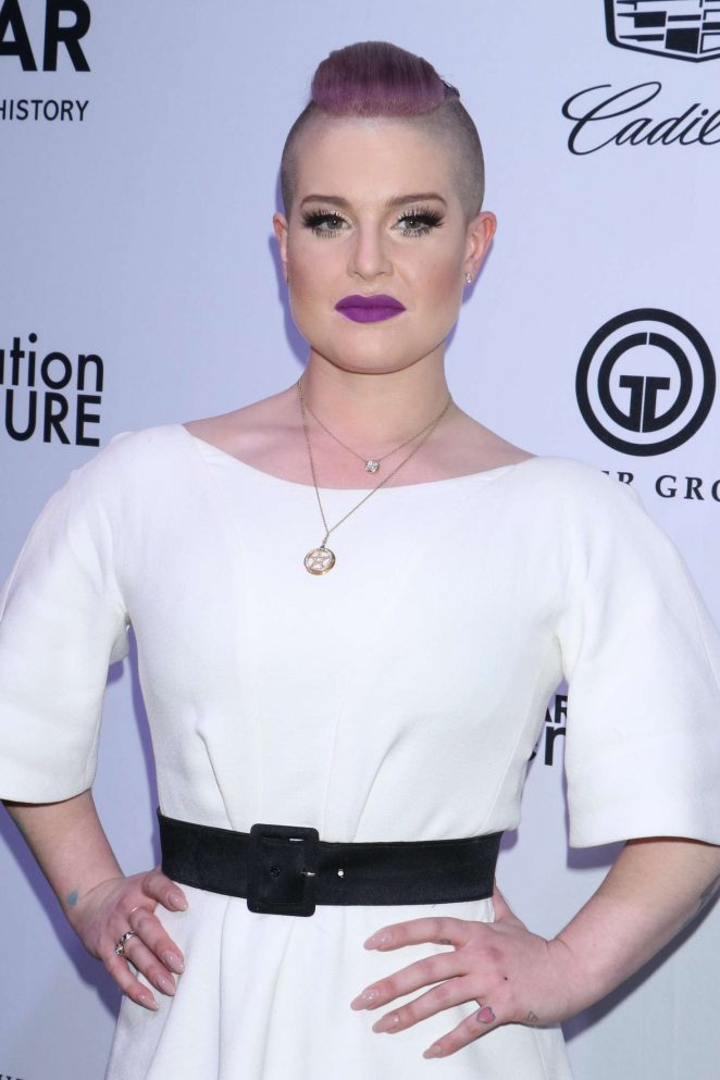 Kelly Osbourne – 2017 amfAR generationCURE Solstice in NYC