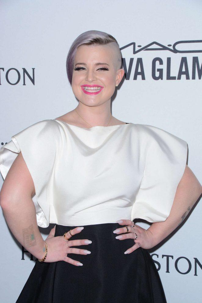 Kelly Osbourne - 7th Annual amfAR Inspiration Gala in New York