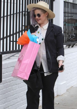 Kelly Osbourne at Au Fudge in West Hollywood
