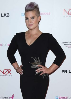 Kelly Osbourne - Babes For Boobs Live Bachehelor Auction For Breast Cancer Research in LA