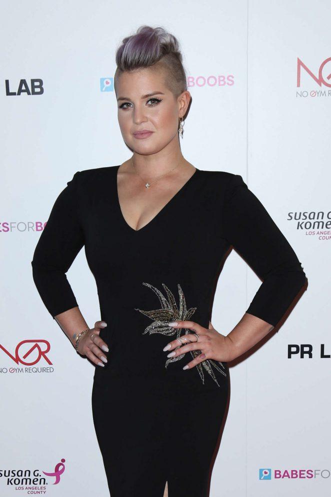 Kelly osbourne breast