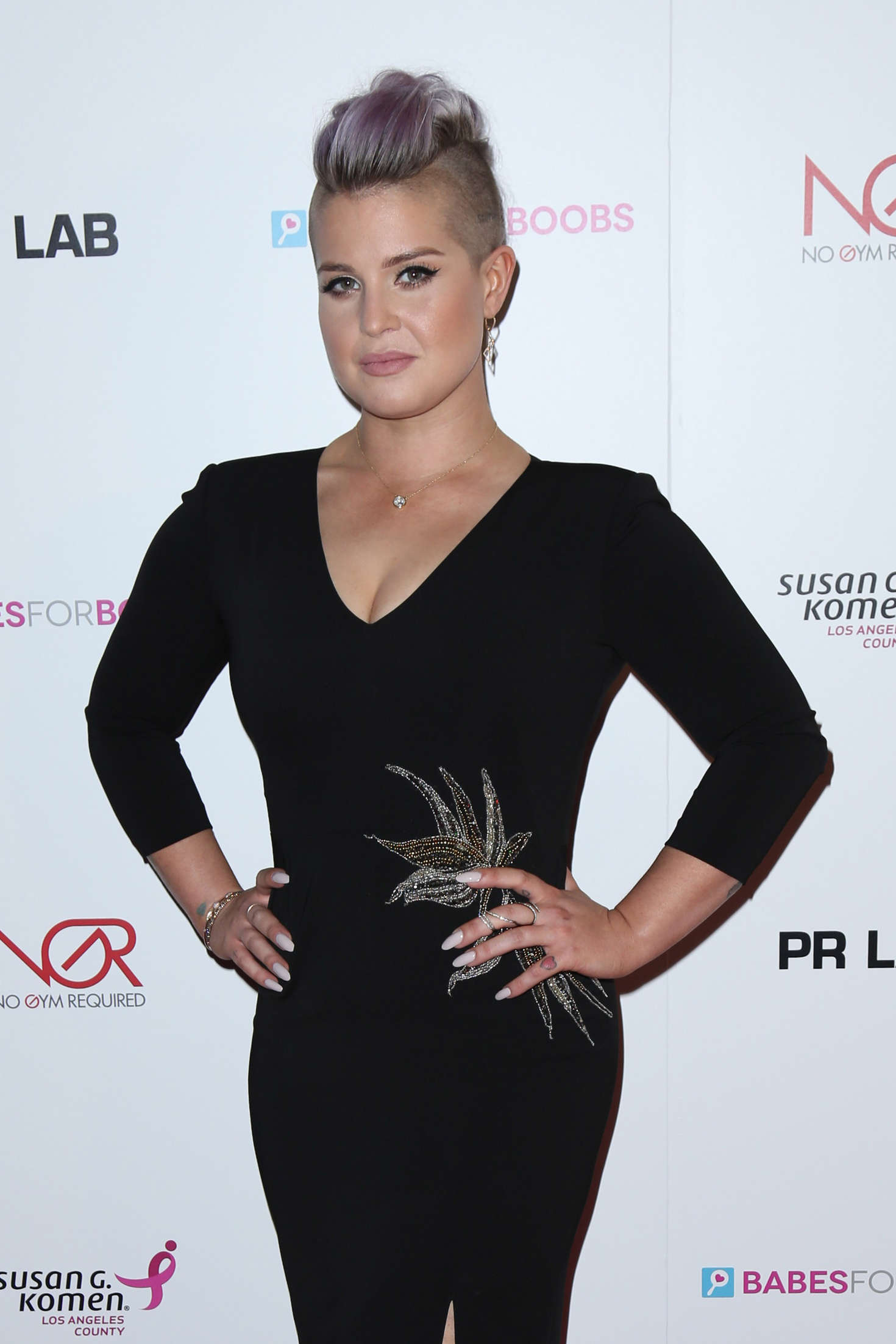 I hate my boobs says kelly osbourne as she admits she's planning a breast reduction