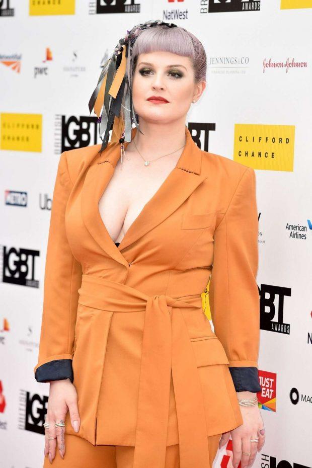 Kelly Osbourne - British LGBT Awards 2019 in London