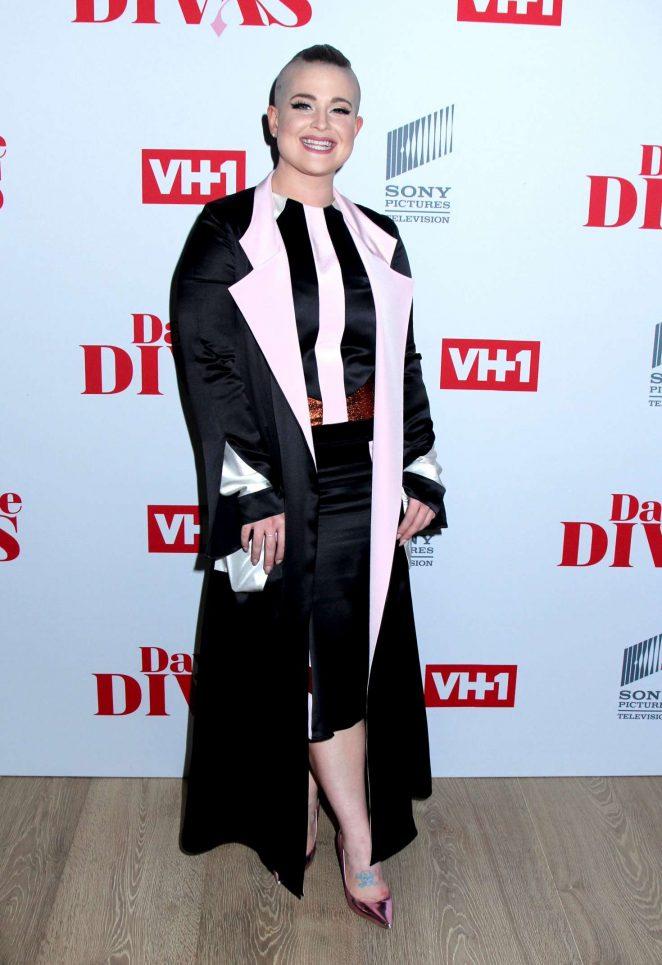 Kelly Osbourne - 'Daytime Divas' Premiere Event in New York City