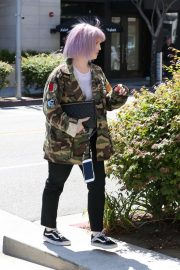 Kelly Osbourne - Out in Beverly Hills