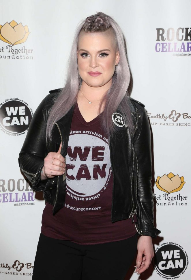 Kelly Osbourne - The Care Concert in Los Angeles