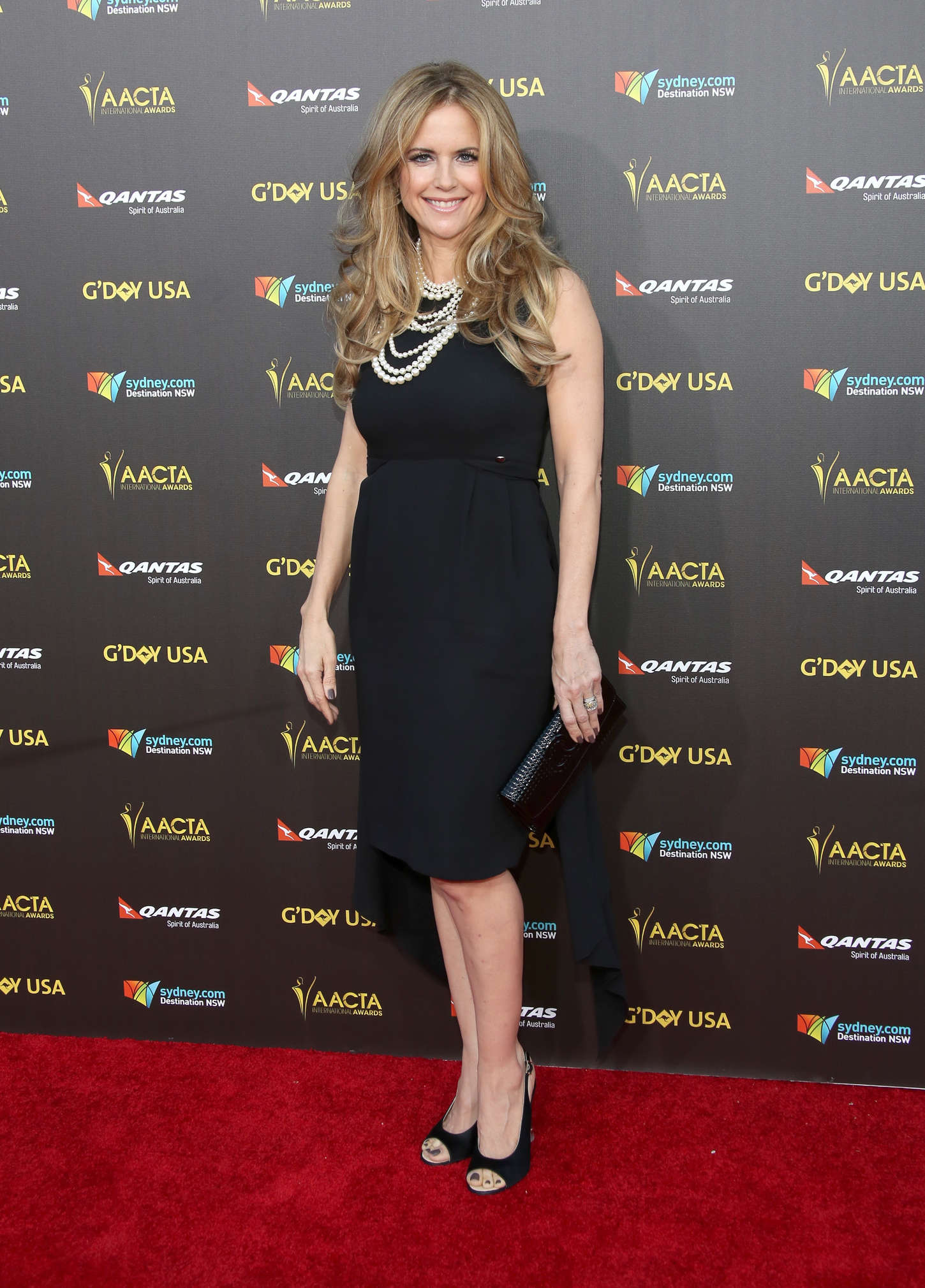 Kelly Preston: 2015 GDay USA GALA Featuring the AACTA ...