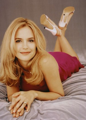 Kelly Preston by Andrew Eccles Photoshoot