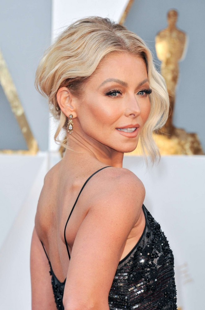 Kelly Ripa - 2016 Oscars in Hollywood