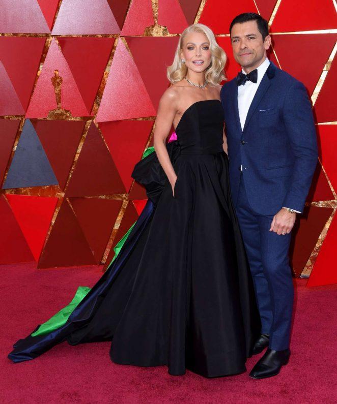 Kelly Ripa – 2018 Academy Awards in Los Angeles