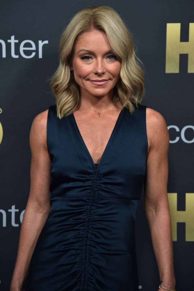 Kelly Ripa – 2018 Lincoln Center American Songbook Gala in New York