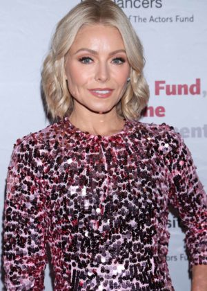 Kelly Ripa - Actors Fund Career Transition for Dancers Jubilee Gala in NY