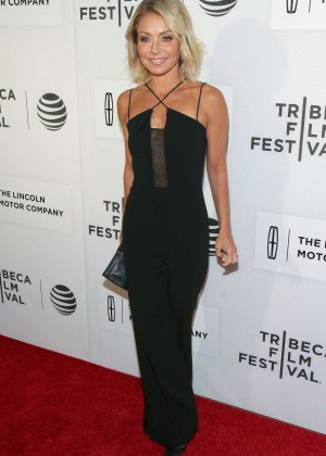 Kelly Ripa - 'Custody' Premiere at 2016 Tribeca Film Festival in New York
