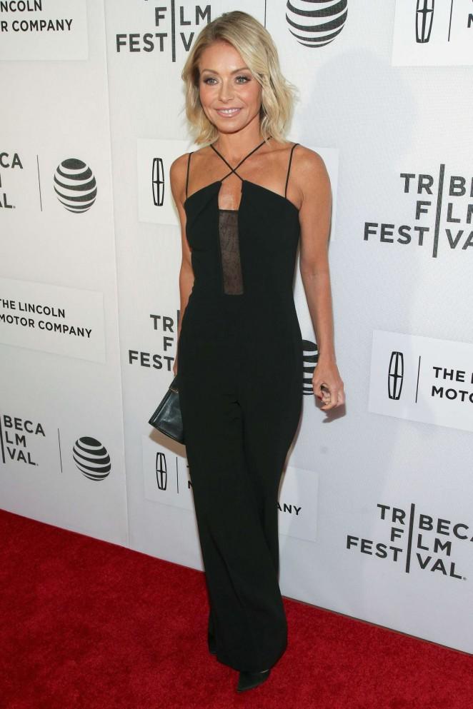 Kelly Ripa – 'Custody' Premiere at 2016 Tribeca Film Festival in New York