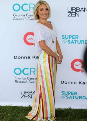 Kelly Ripa - OCRFA's 20th Annual Super Saturday to Benefit Ovarian Cancer in NY