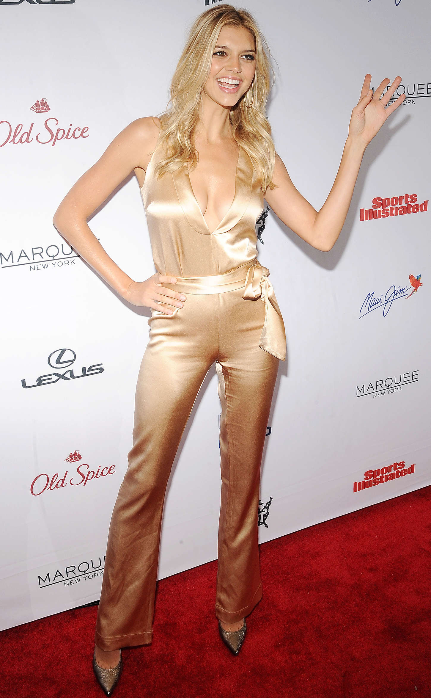 ... Rohrbach – 2015 Sports Illustrated Swimsuit Issue Celebration in NYC