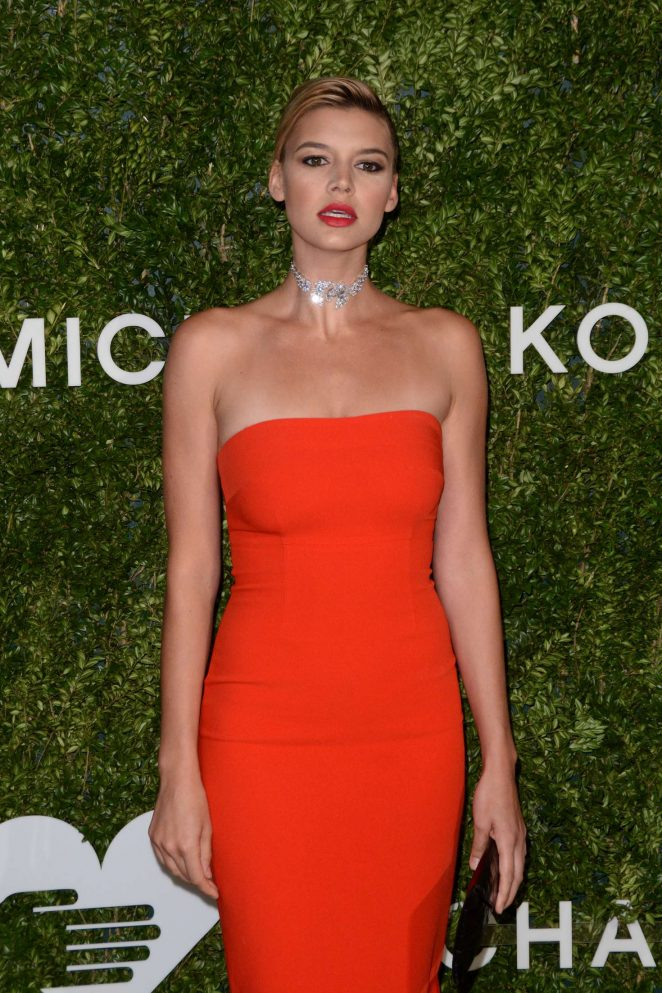 Kelly Rohrbach – 2016 God's Love We Deliver Golden Heart Awards Dinner in NY