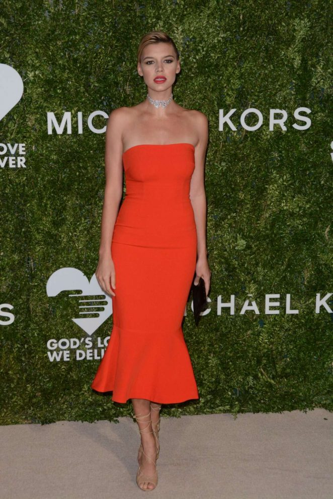 Kelly Rohrbach - Gods Love We Deliver Golden Heart Awards In New York
