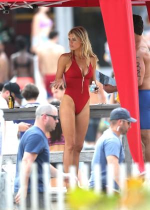 Kelly Rohrbach hot In Swimsuit-09