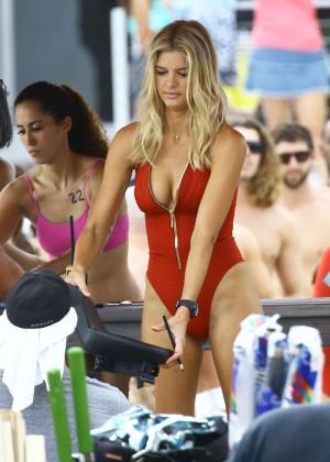 Kelly Rohrbach hot In Swimsuit-27