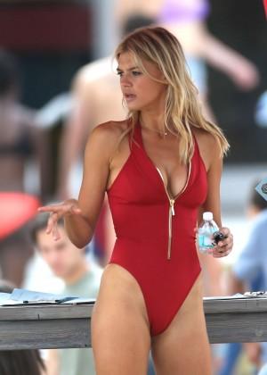 Kelly Rohrbach hot In Swimsuit-37