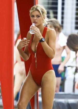 Kelly Rohrbach hot In Swimsuit-38