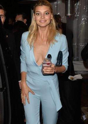Kelly Rohrbach - Leaves WME Talent Agency Party in Los Angeles