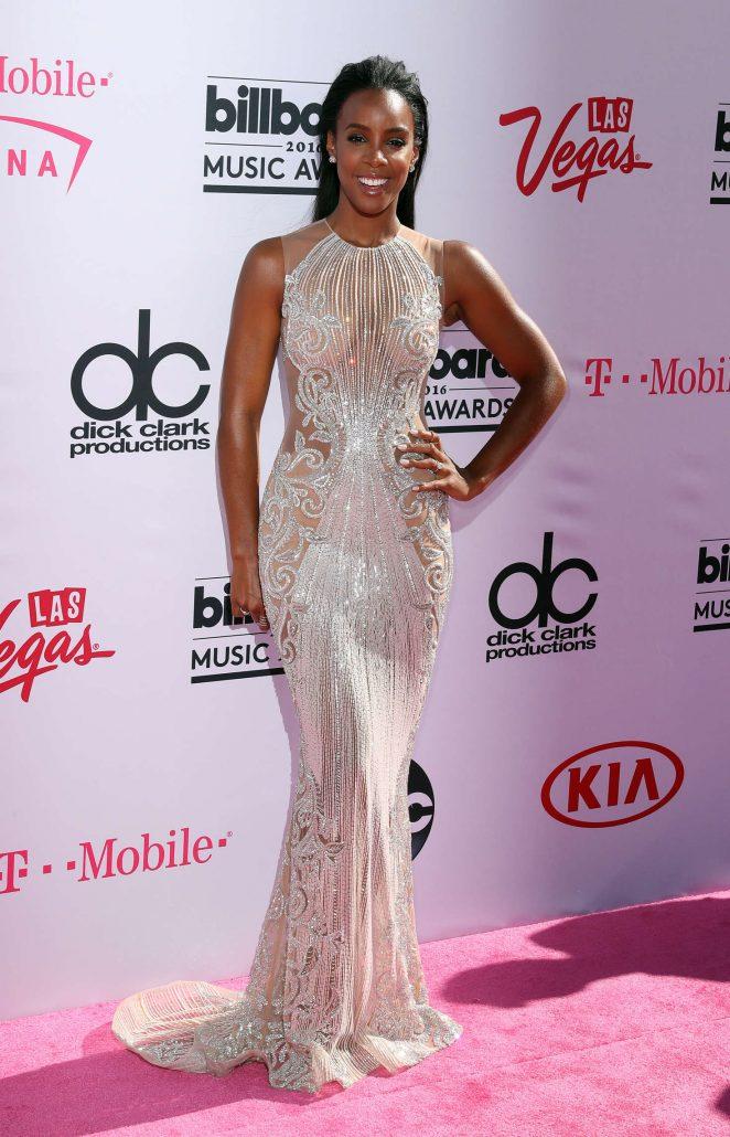 Kelly Rowland – 2016 Billboard Music Awards in Las Vegas