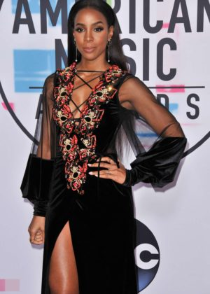 Kelly Rowland - 2017 American Music Awards in Los Angeles