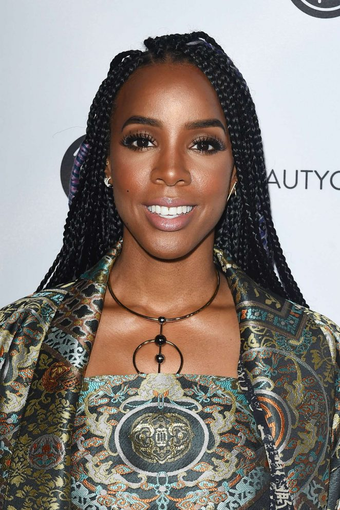 Kelly Rowland - 2017 Beautycon Festival in Los Angeles