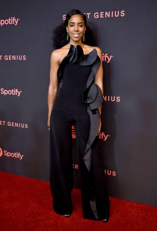 Kelly Rowland - 2018 Spotify Secret Genius Awards in Los Angeles