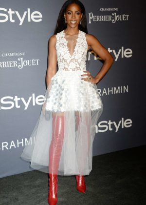 Kelly Rowland - 3rd Annual InStyle Awards in Los Angeles