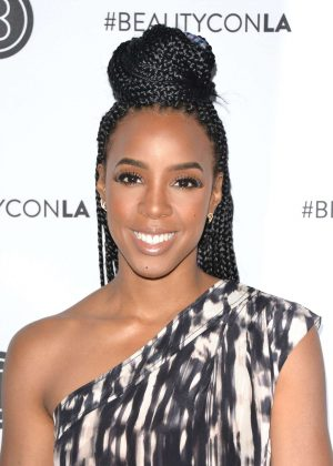 Kelly Rowland - 5th Annual Beautycon LA Convention Center in LA