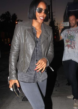 Kelly Rowland - Arrives at Catch LA Restaurant in West Hollywood