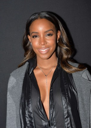 Kelly Rowland - Barbara Bui Fashion Show 2015 in Paris