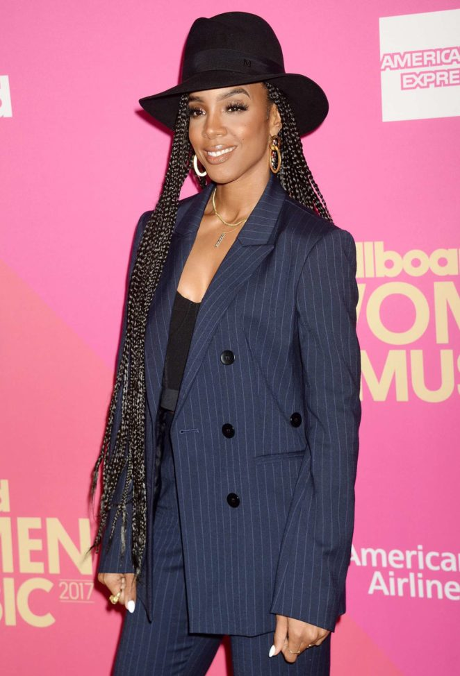 Kelly Rowland - Billboard Women in Music 2017 in Los Angeles