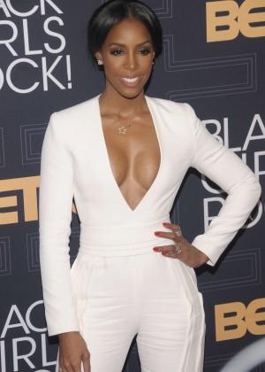 Kelly Rowland - Black Girls Rock! 2016 in New York City